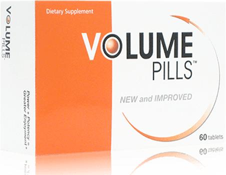 Volume Pills box